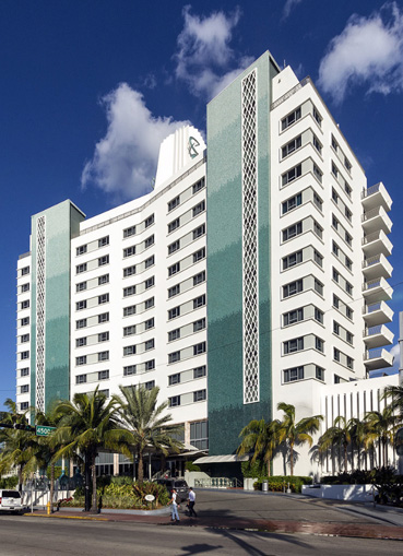 Eden Roc Hotel Miami Beach